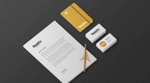 Fleetify Logo Design