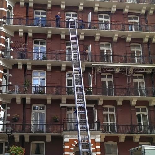 using hoist