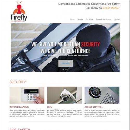 Firefly Website
