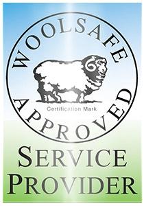 Woolsafe Service Provider Website