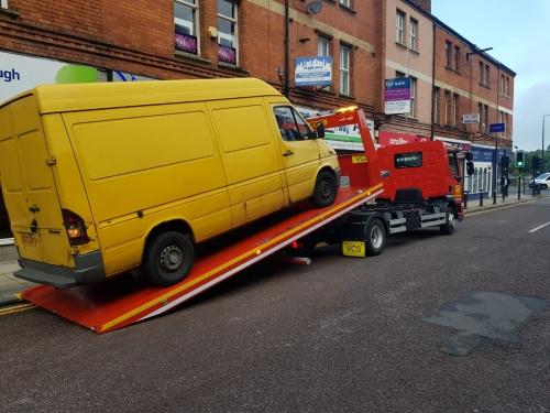 Vehicle Recovery Repair