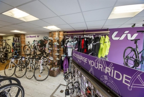 Womens Cycling Friendly Shop_Bromley