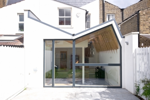 Rear Extension | London Architect | forrester architects