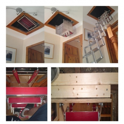 Loft Ladder 1p