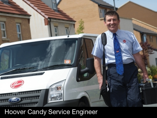 Hoover Candy Baumatic Service Engineer