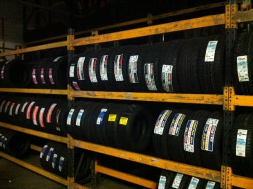 Large selection of quality new tyres to suit all budgets.