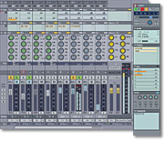 Multiple DAW software as well as classic professional hardware at hand