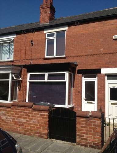 TO LET Raby Road Doncaster £500pcm for more information please phone 01302 288570
