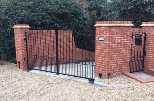 Gates And Fences Uk Gates Metal Manufacture In Paignton