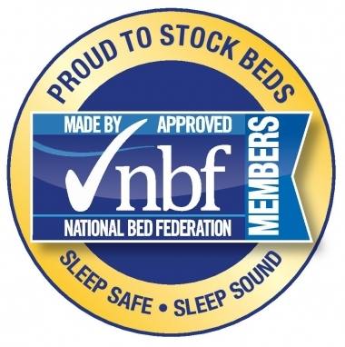 Rise Furniture and Mobility are proud to stock NBF approved beds