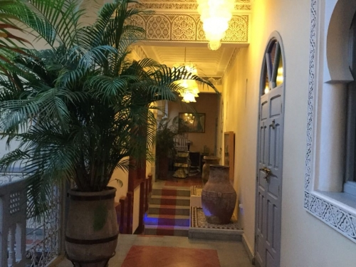 Our Standard Accommodation, Marrakech