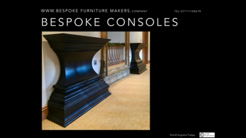 Bespoke consoles