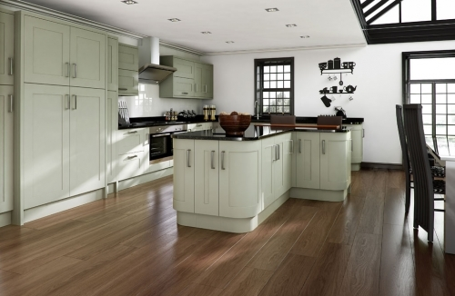 We are main dealers for Charles Rennie Mackintosh, and Crown, we also manufacture our own kitchens. We chose these brands as we feel they complement our bespoke range seamlessly