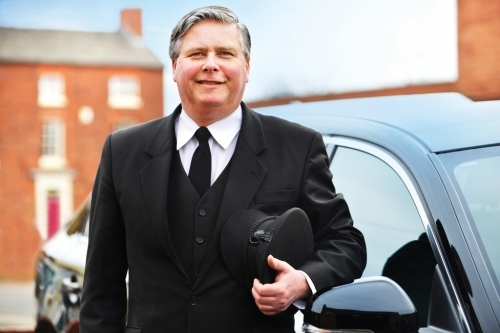 Funeral Chauffeur London