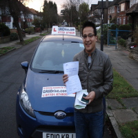 Driving Lessons In Hatch End HA5