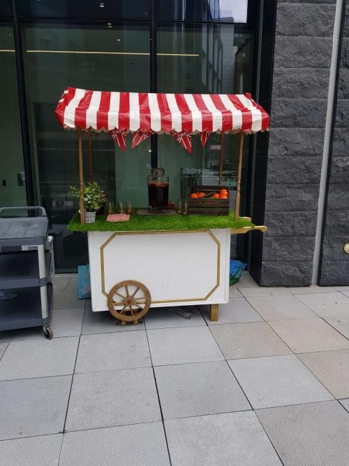 Fun Catering Carts