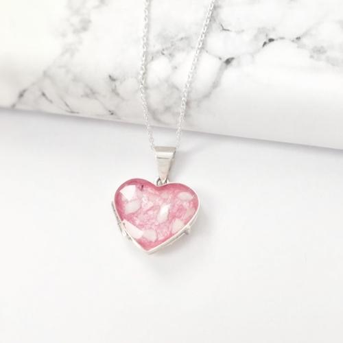 True Heart Cremation Locket
