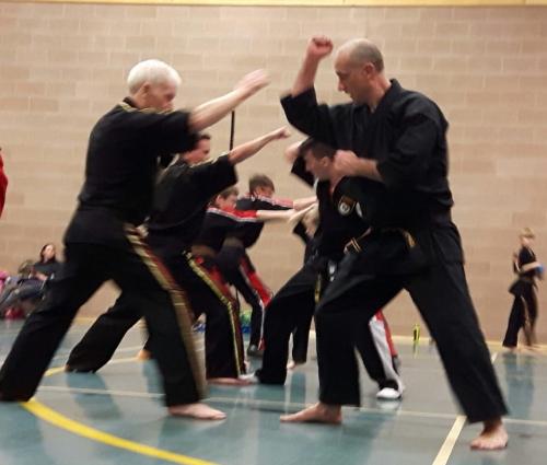 Jim And Stuart Usko Karate
