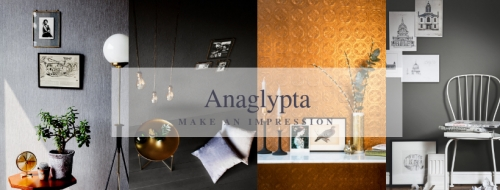Anaglypta Paintable Wallcoverings
