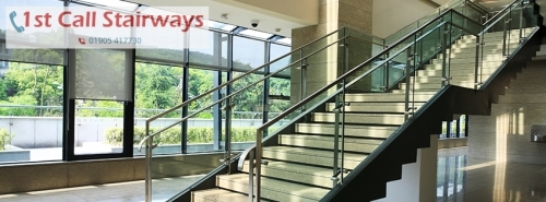 Commercial Staircases Worcester