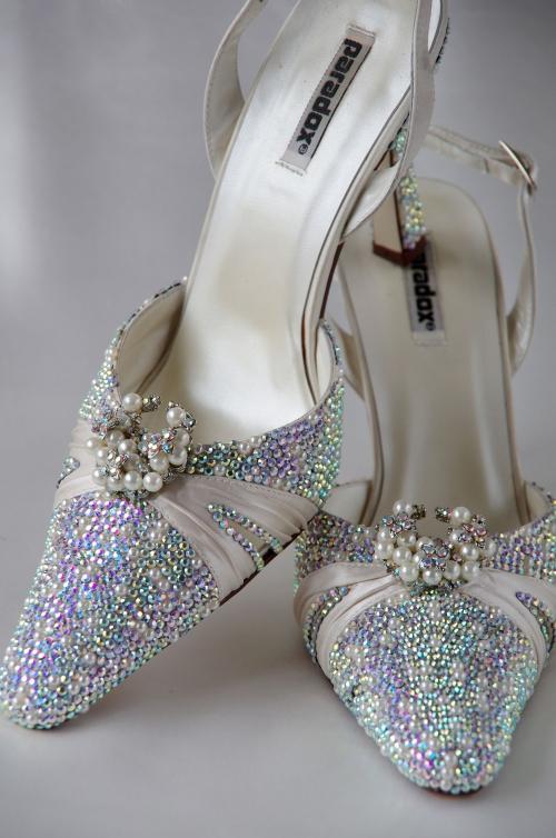 Paradox Bridal shoes