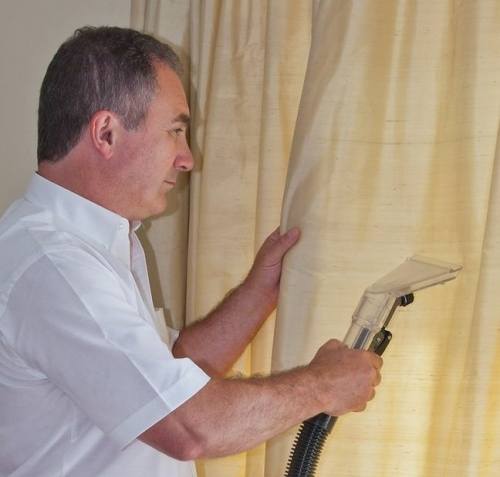 Safeclean Curtain Cleaning