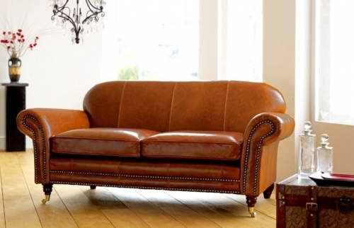 Henley Leather Sofa