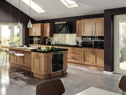 Our beatifull shaker kitchens at Kitchen Visions