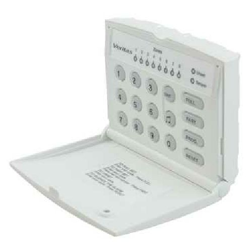 Texecom Veritas Led Keypad Dca 0001 2 989 P