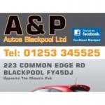 A & P Autos (blackpool) Ltd