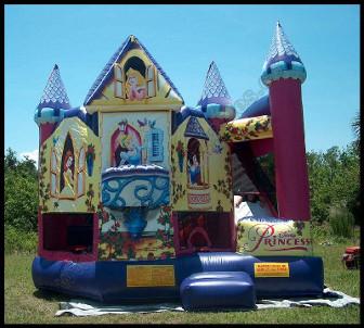 Princess Bouncy castles