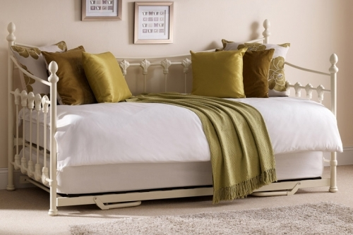 Julian Bowen Versailles Day Bed with Trundle