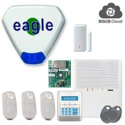 Agility 3 Wireless Alarm With TCP/IP Module