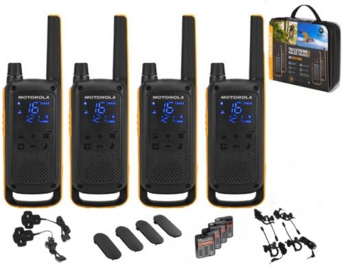 Motorola T82 Quad Pack