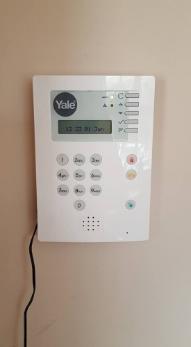 Professional fully fitted alarm systems Stockton-on-Tees