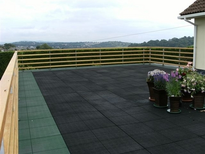 BALCONY FLAT ROOF IN CARDIFF