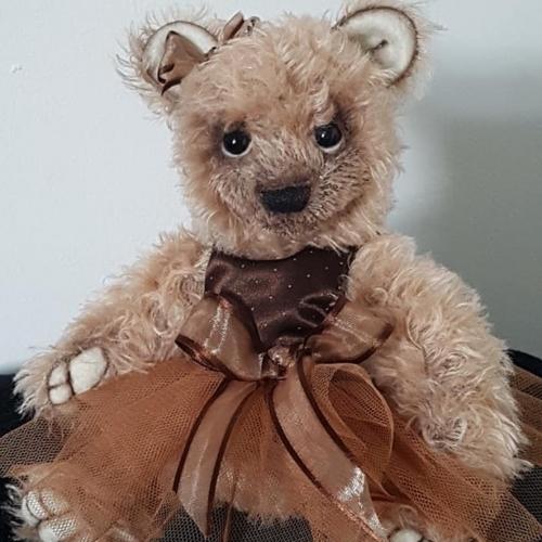 Special Edition Handmade Teddy Bear