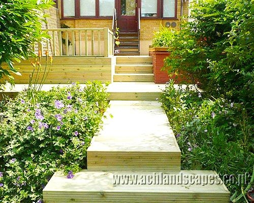 Garden Decking in Essex