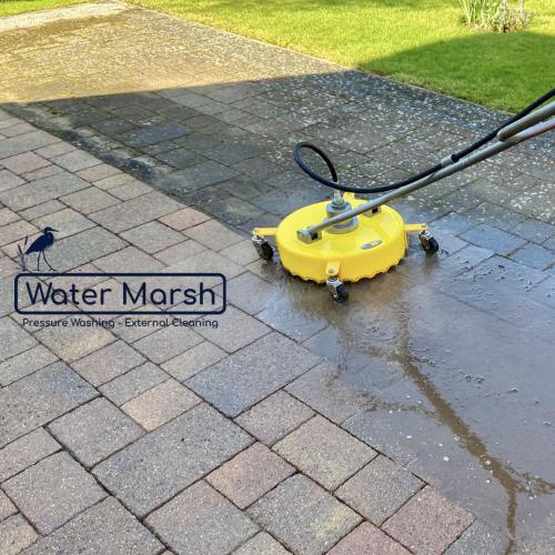 Driveway cleaning services Worthing Brighton Eastbourne Littlehampton Bognor Regis