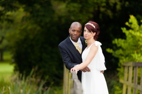 Lesley and Brian [Beeston Fields Golf Club]