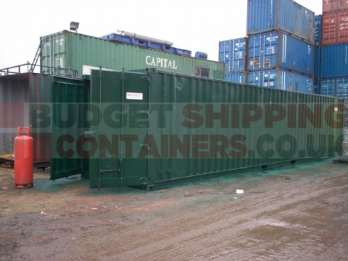 40ft Refurbished Shipping Containers for Sale