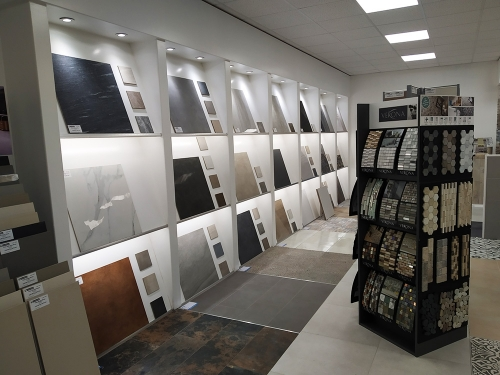 Tile Display Showroom (Now Open)