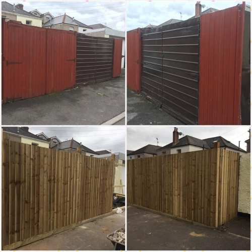 Fencing South Wales uk