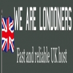 We Are Londoners Hosting & Servers