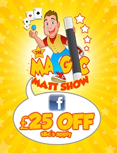 Like My Facebook Page For £25 Off