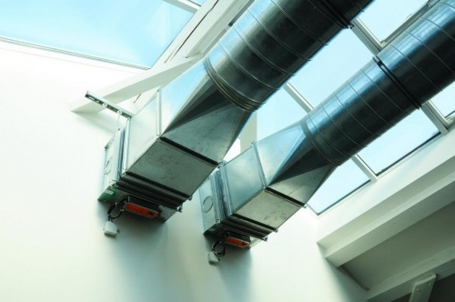 Fire Dampers on Ventilation Ductwork to meet with regulations