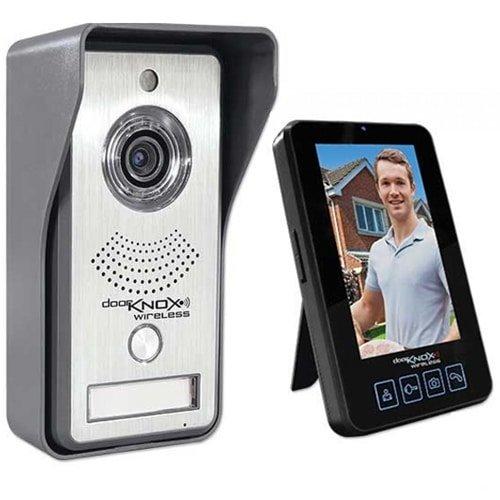 DoorKnox VDP400 Wireless Video Intercom & Installation