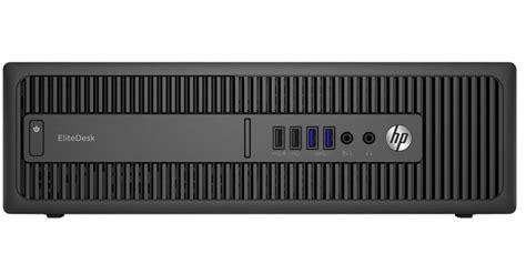 HP Elitedesk G2 - i5
