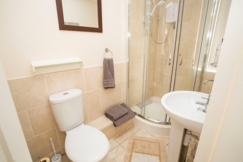 Bathrooms Hotel Weston Super Mare