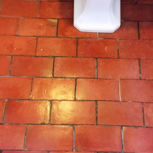 Worcestershire Grout Colouring